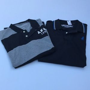 Other - Aeropostale men's shirts 👕 👕 Set SZ 3XL